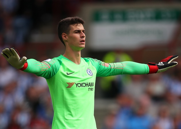 Petr Cech driving move for Kepa Arrizabalaga's replacement - Bóng Đá