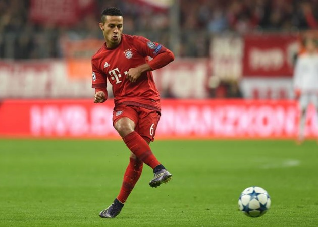 Liverpool bosses tell Jurgen Klopp they need to sell before they can fund a move for Thiago - Bóng Đá