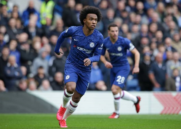 Romano: Willian approved also by Arteta. Just a matter of time and he'll until 2023 - confirmed. - Bóng Đá