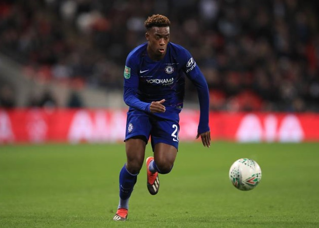 Callum Hudson-Odoi reacts to Chelsea signing Timo Werner and Hakim Ziyech - Bóng Đá