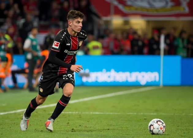 Chelsea are going to re-start talks with Leverkusen and still confident to find an agreement (Havertz) - Bóng Đá