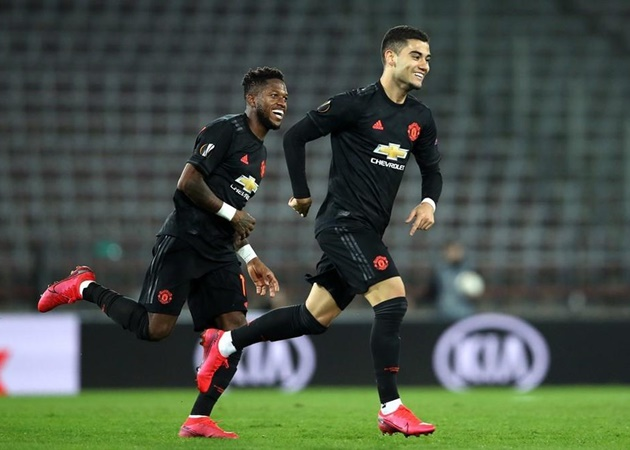 Andreas Pereira set to leave Manchester United despite plea to stay from Ole Gunnar Solskjaer - Bóng Đá
