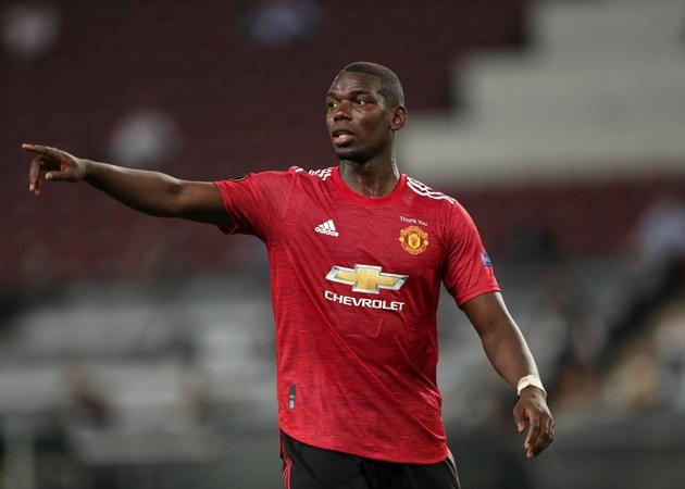 Manchester United midfielder Paul Pogba taunted by Sevilla star Joan Jordan ahead of Europa League semi-final - Bóng Đá