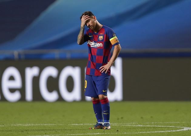 Leon Goretzka Gives Brutal Answer To Lionel Messi Question - Bóng Đá