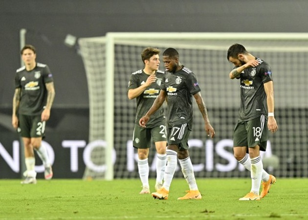 10 thống kê đặc biệt trận Man Utd 1-2 Sevilla: Hàng công thảm họa - Bóng Đá