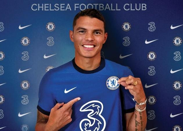 Kinh nghiệm của Thiago Silva sẽ giúp hàng phòng ngự Chelsea thêm chắc chắn, bất chấp cựu sao PSG đã bước sang tuổi 35.