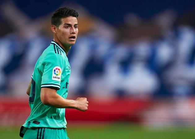 Real Madrid quyết định bán đứt James Rodriguez cho Everton và mọi thỏa thuận giữa các bên đã xong xuôi. Tại sân Goodison Park, tuyển thủ Colombia sẽ tái ngộ thầy cũ Carlo Ancelotti.