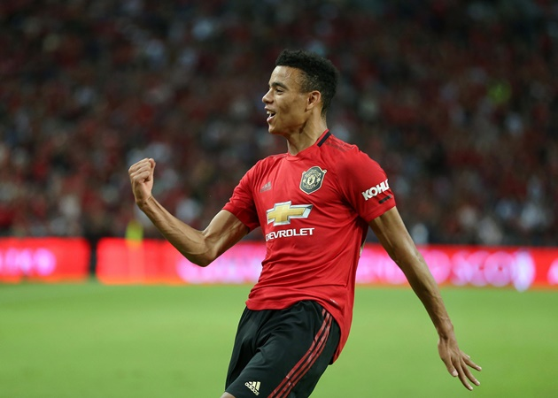 Man Utd starlet Greenwood 'wants to break records' after maiden England call-up - Bóng Đá