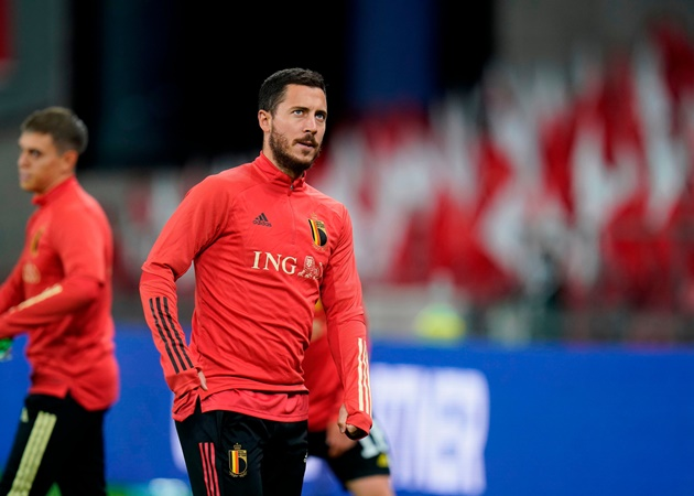 Lukaku im hơi lặng tiếng, Bỉ thắng nhẹ Đan Mạch nhờ huyền thoại Napoli - Bóng Đá