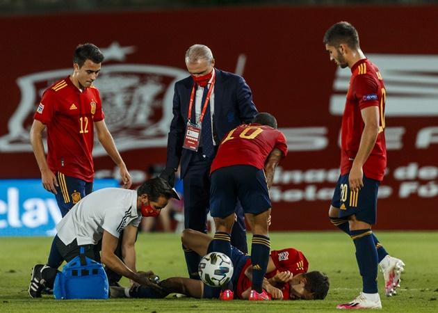 Sergio Reguilon injury - Bóng Đá
