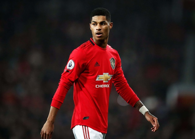 Andy Robertson: 'Marcus Rashford will be the first Manchester United player to get an ovation at Anfield' - Bóng Đá
