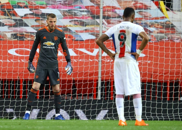 10 con số ấn tượng trận Man Utd 1-3 Palace: 'Cạn lời' hàng công - Bóng Đá