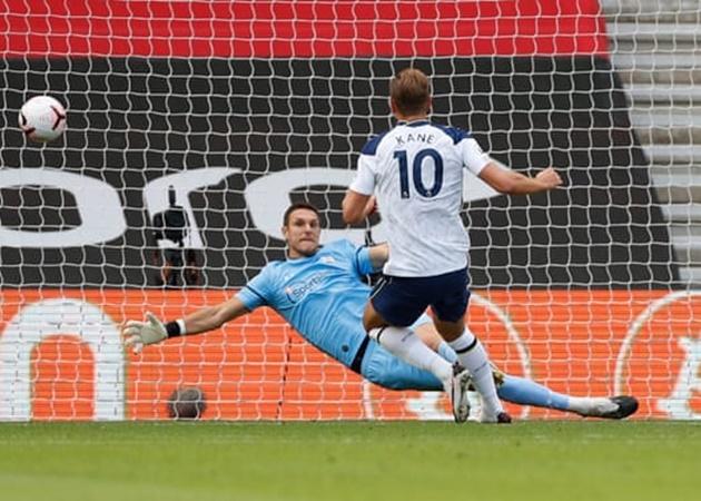 'Song sát' Kane - Son đóng góp 5 bàn, Tottenham đè bẹp Southampton - Bóng Đá