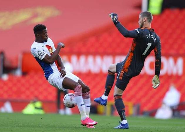 TRỰC TIẾP Man Utd 0-1 Palace: Thế trận giằng co - Bóng Đá