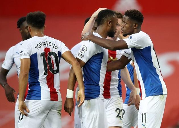 Lucky88 tổng hợp: 10 con số ấn tượng trận Man Utd 1-3 Palace: 'Cạn lời' hàng công