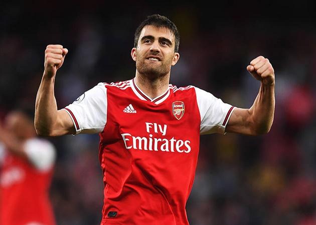 Arsenal's Sokratis to Napoli if Koulibaly heads to Man City - Bóng Đá