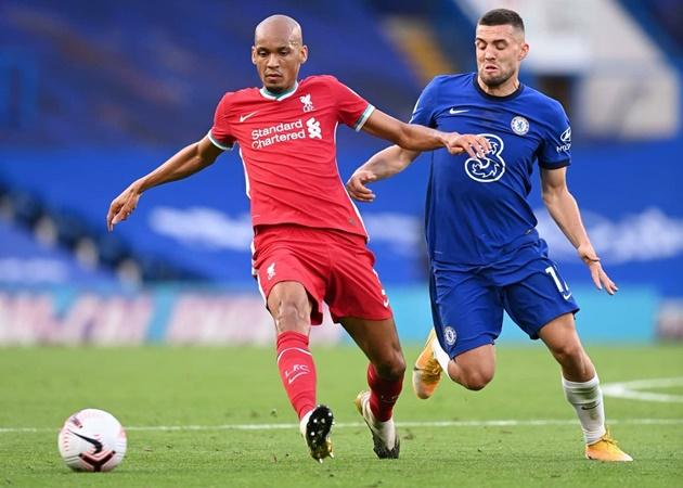 Jurgen Klopp singles out Fabinho for praise as Sadio Mane stars against Chelsea - Bóng Đá