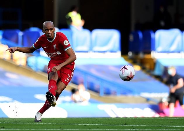 'It shows his character' - Fabinho's positional 'sacrifice' lauded by Liverpool assistant Ljinders - Bóng Đá