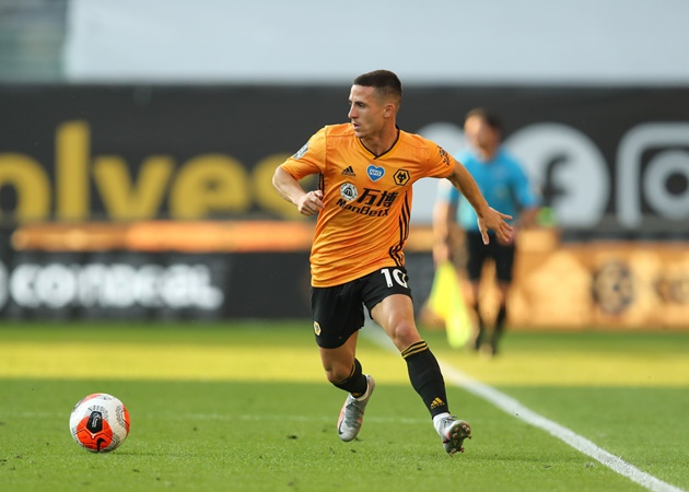 Wolves và đội hình '100% Bồ Đào Nha' cực chất khi có được Semedo - Bóng Đá