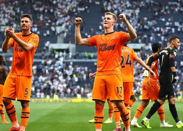 6. Trong số các cặp trận diễn ra ít nhất 50 lần tại Premier League, chỉ có đội khách ở cặp Aston Villa - Liverpool (40%) sở hữu tỷ lệ thắng cao hơn cặp Tottenham Hotspur - Newcastle United (36%).
