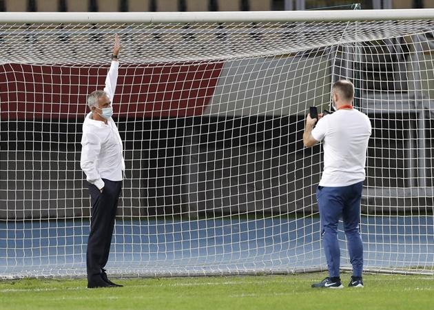Jose Mourinho says goals were 'too small' ahead of Tottenham Europa League win against KF Shkendija - Bóng Đá