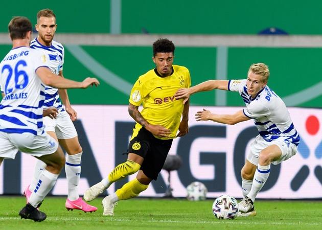 '£109m for Sancho?' - Cole understands Man Utd's reluctance to spend 'crazy money' on Dortmund star - Bóng Đá