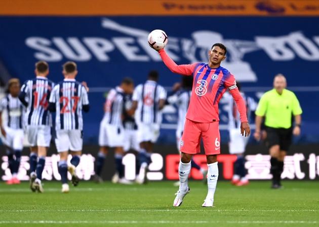 10 con số đáng chú ý trận WBA 3-3 Chelsea: Silva chào sân 'thảm họa' - Bóng Đá