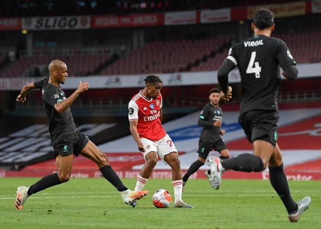 'We want to strike back' - Liverpool looking for revenge on Arsenal, says Klopp - Bóng Đá