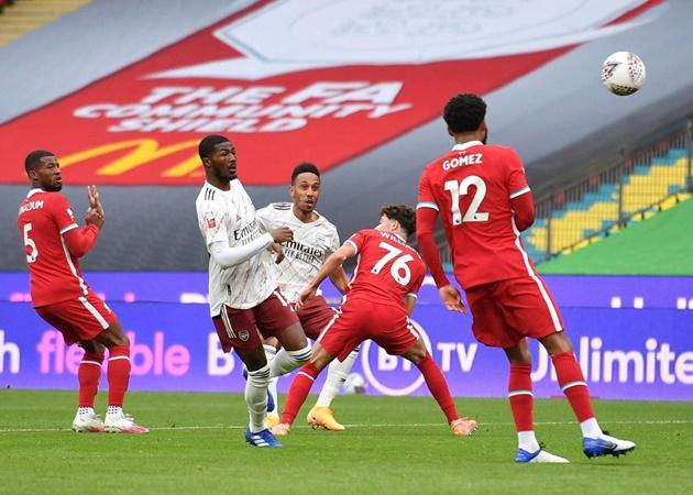 3 kịch bản cho trận Liverpool - Arsenal: The Kop dồn ép; Pháo thủ chờ thời - Bóng Đá