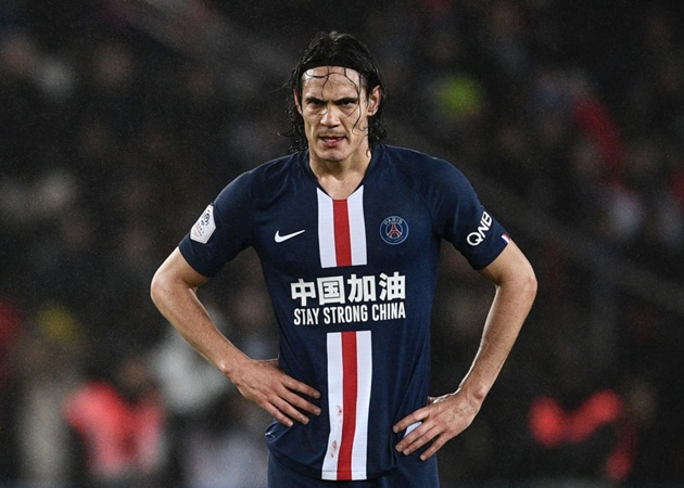 Manchester United in talks to complete Edinson Cavani transfer - Bóng Đá