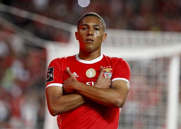 Carlos Vinicius: Tottenham in talks with Benfica over loan deal for striker - Bóng Đá