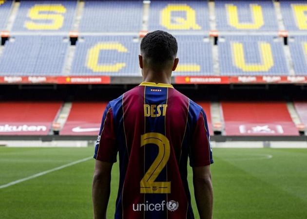CHÍNH THỨC: Barca quyết đoán, công bố ngôi sao 'cực chất' từ Ajax - Bóng Đá