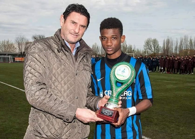 Amad Traoré (young talent born in 2002) from Atalanta to Parma on loan until June 2021, agreement reached after Manchester United links.  - Bóng Đá