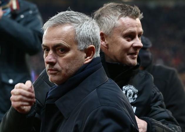 OGS on 'spat' with Jose Mourinho: - Bóng Đá