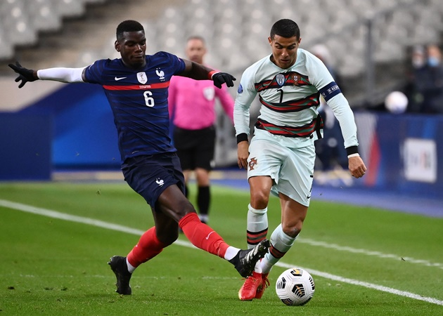 'He is a leader' - Lloris praises Man Utd star Pogba after France draw - Bóng Đá