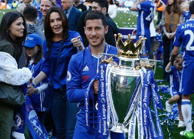 Frank Lampard: Chelsea FC needed transfer spree to replace Premier League's 'best player' Eden Hazard exit - Bóng Đá