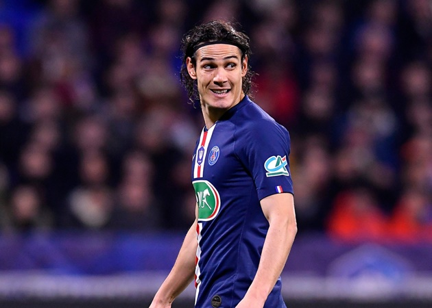 'Cavani is a guarantee' - Man Utd's new striker 'excites' Saha - Bóng Đá
