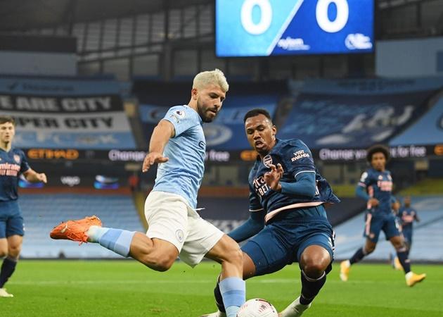 TRỰC TIẾP Man City 1-0 Arsenal (H1): Sterling mở tỷ số - Bóng Đá