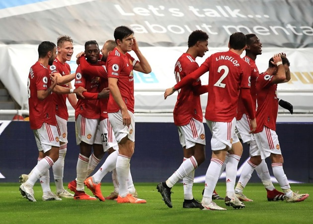 Bruno Fernandes: 'Manchester United responded to Tottenham thrashing perfectly' - Bóng Đá