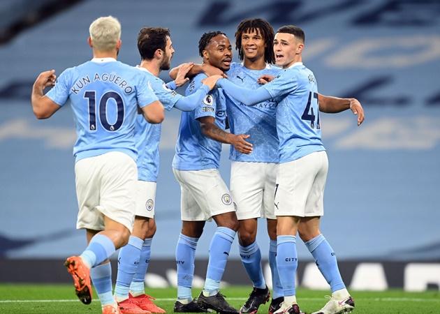 TRỰC TIẾP Man City 1-0 Arsenal (H1): Chủ nhà chiếm lợi thế - Bóng Đá