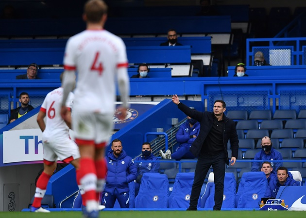 Lampard sends 'cut-throat' warning to Chelsea stars ahead of Champions League opener - Bóng Đá