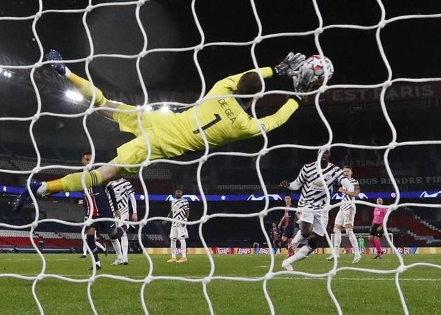 8 con số ấn tượng sau trận PSG - Man Utd: 'Vua sân khách' Solskjaer - Bóng Đá