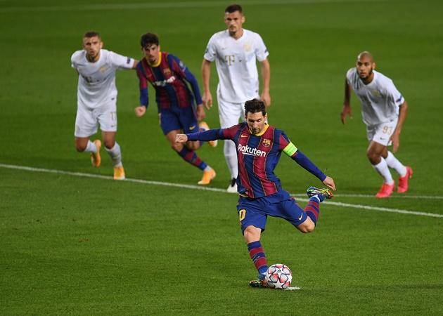 Lionel Messi breaks two more Champions League records - Bóng Đá