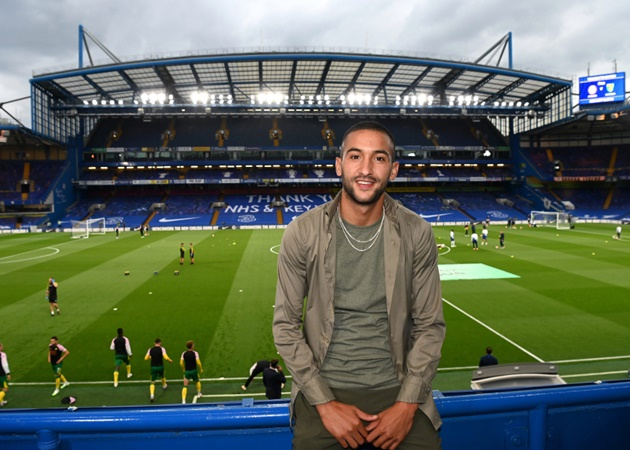 'I didn't want to rush' - Ziyech on why he waited to leave Ajax and why Chelsea move came at the right time - Bóng Đá