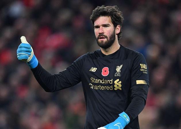 Brazil physio reveals Alisson return date as Liverpool get injury boost - Bóng Đá
