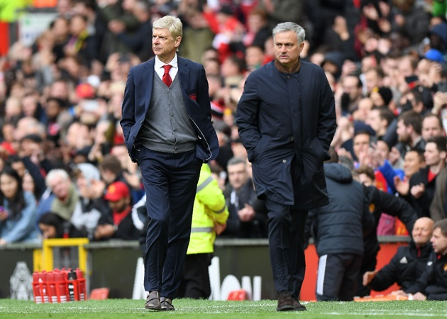 Arsene Wenger finally reveals why he didn't mention Jose Mourinho in his autobiography Comment - Bóng Đá