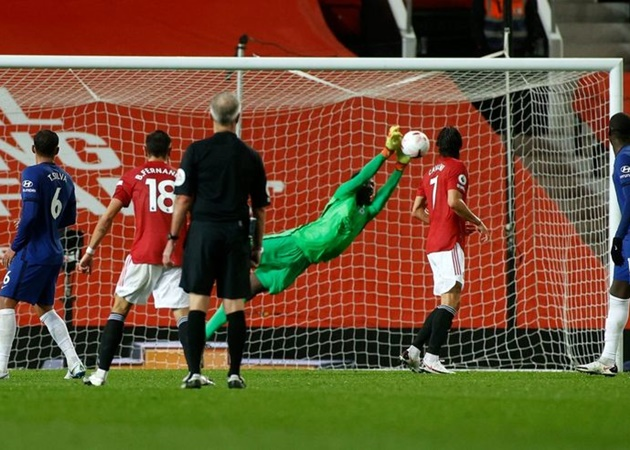 'Mendy's wonderful saves kept Chelsea in the game' - Shaw praises Blues keeper - Bóng Đá