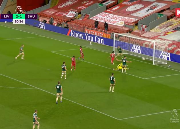 Michael Owen identifies awkward Sadio Mane and Mohamed Salah moment in Liverpool win - Bóng Đá