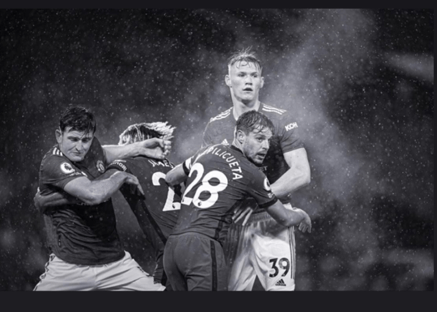 Harry Maguire hits back at Frank Lampard's 'headlock' comments on Instagram - Bóng Đá