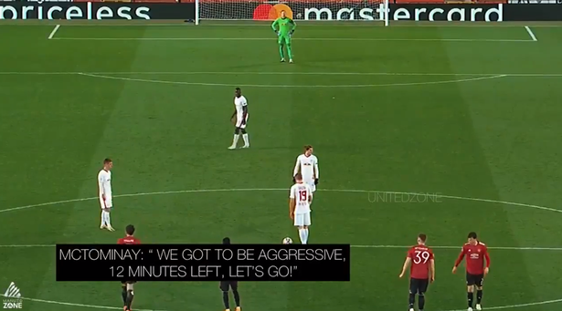 Manchester United fans praise Scott McTominay after clip surfaces from RB Leipzig win - Bóng Đá